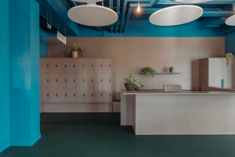 Commercial Office Designs from across Europe - Ben Johnson Interiors
